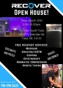 south tulsa open house